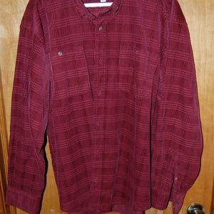 Cabelas Flannel button down shirt